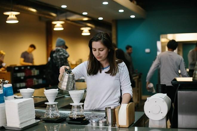 BLUEPRINT COFFEE   MARCUS STABENOW