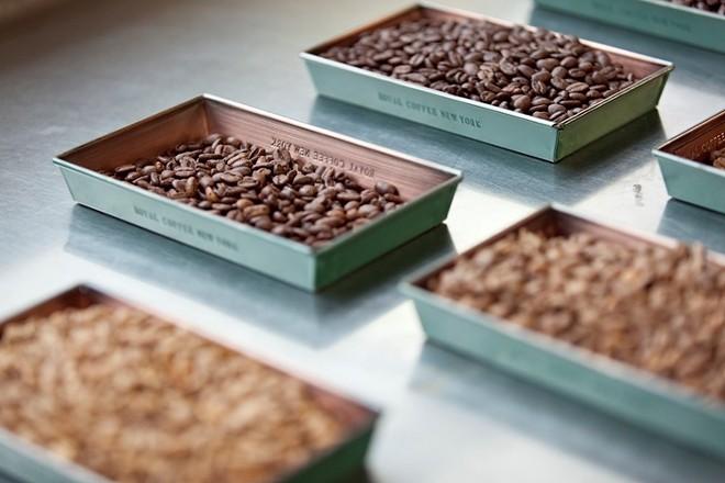 PARK AVENUE COFFEE   COURTESY OF PARK AVENUE COFFEE