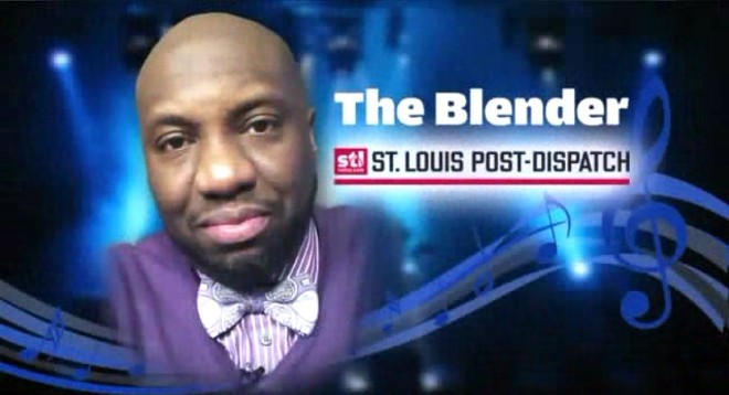 The Post-Dispatch's Kevin C. Johnson, whom you would not mess with if you knew what was good for you. - ST. LOUIS POST-DISPATCH PROMOTIONAL MATERIAL
