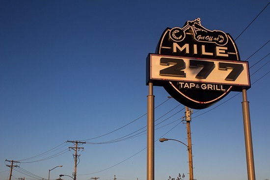 Mile 277 will close at the end of this month. - PHOTO BY MABEL SUEN