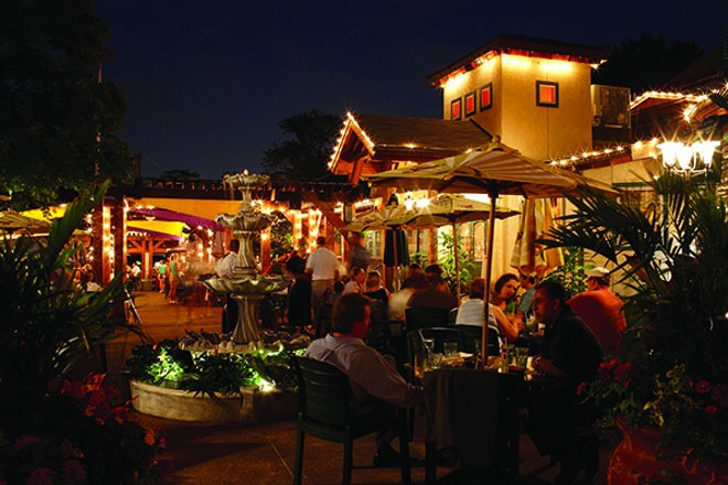 Hacienda Mexican Restaurant is a Tex-Mex mainstay in the city's near-west suburbs. - COURTESY OF HACIENDA
