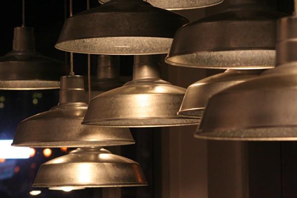Lights...so many of them. - JOHNNY FUGITT