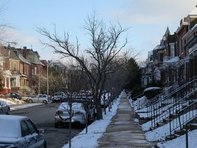 The Shaw neighborhood - PHOTO COURTESY OF FLICKR/PAUL SABLEMAN