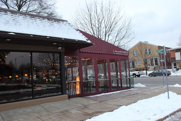J McArthur's is located at 3500 Watson Road. - PHOTO BY LAUREN MILFORD
