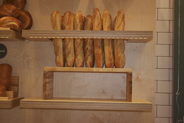 While its new facility shows off grander ambitions, Companion is, at core, known for its bread. - PHOTO BY CHERYL BAEHR