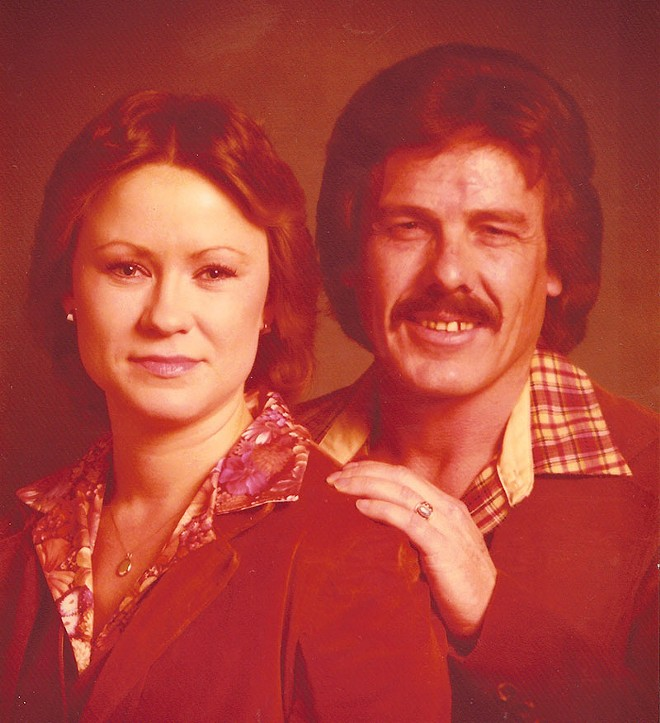 """Judy Spencer and Donald """"Doc"""" Nash shortly before her murder. - COURTESY OF THE MISSOURI ATTORNEY GENERAL"""