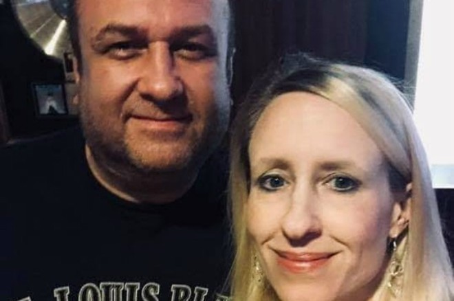 Igor Zhukov and Michele Laws were discovered shot in their car. - GOFUNDME