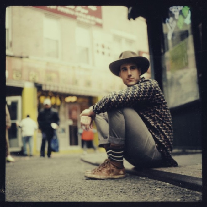Rayland Baxter will perform at the Old Rock House on Wednesday, February 24. - PHOTO COURTESY OF ATO RECORDS