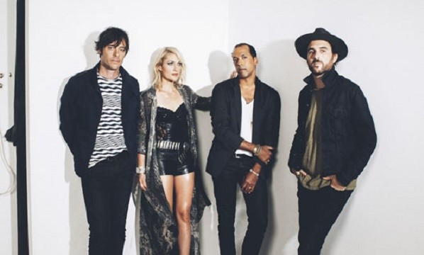 Metric will perform at the Pageant on Friday. - PHOTO BY ALYSSE GAFKJEN