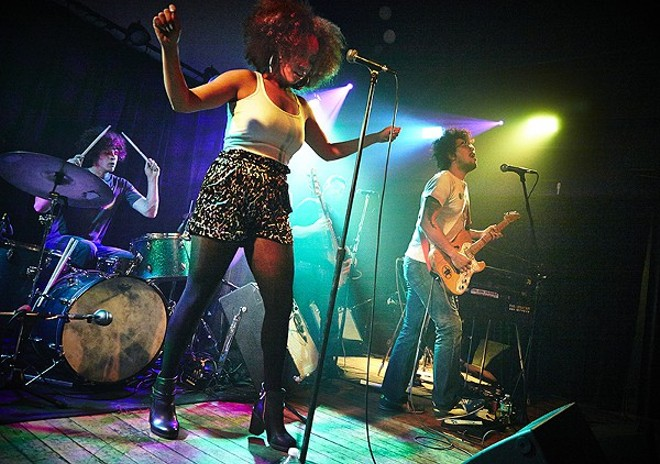 Orgone will perform at the Ready Room on Saturday, April 16. - PHOTO BY STEVE TRUESDELL