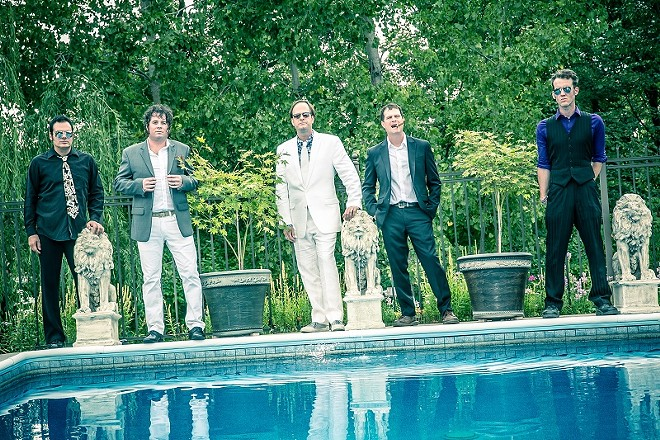 Electric Six will perform at the Firebird on Monday night. - PHOTO VIA THE SOROKA AGENCY