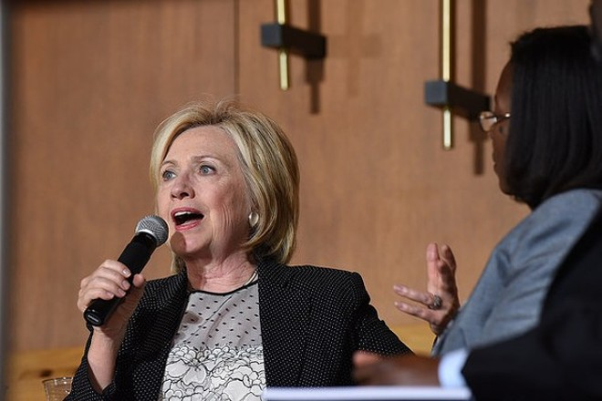 PHOTO COURTESY OF FLICKR/HILLARY FOR AMERICA