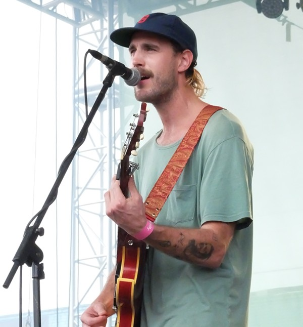 Rayland Baxter at Spotify House - DANA PLONKA