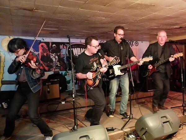 The Waco Brothers at the Broken Spoke - DANA PLONKA