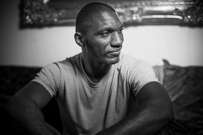 Cedric Burnside will perform at Broadway Oyster Bar on Friday. - PRESS PHOTO VIA OFFICIAL WEBSITE