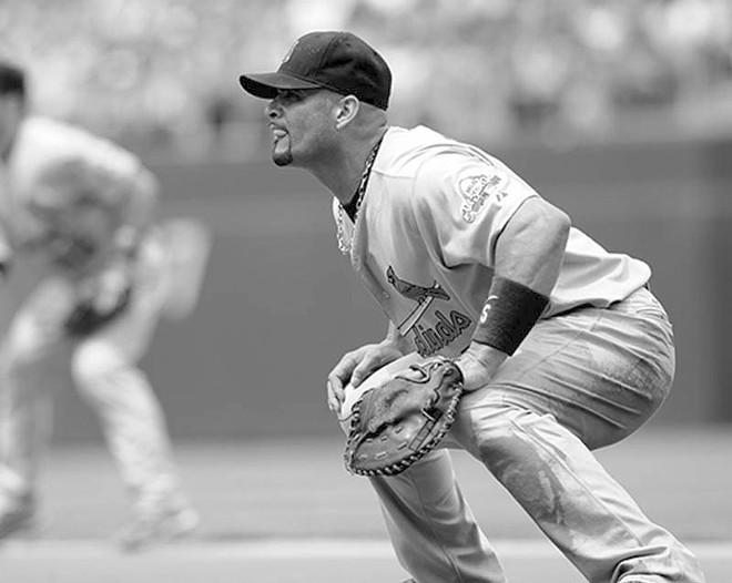 Albert Pujols - ASPEN PHOTO