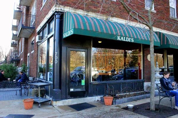 Kaldi's Coffee original shop is in the DeMun neighborhood. - RFT FILE PHOTO
