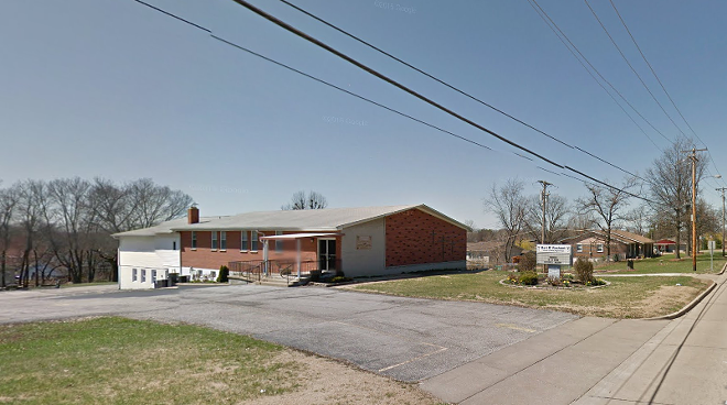 Anointed Word Kingdom Ministry, based in Bridgeton - IMAGE VIA GOOGLE MAPS