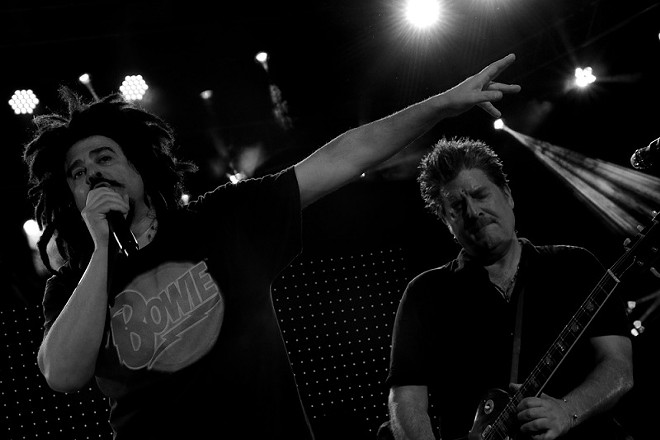 Counting Crows will perform at Hollywood Casino Amphitheatre on Wednesday, September 28. - PHOTO VIA OFFICIAL WEBSITE