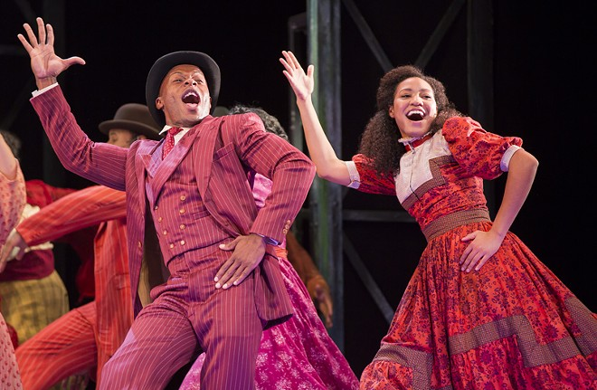 Ragtime is in town this week. - PHOTO BY SCOTT SUCHMAN