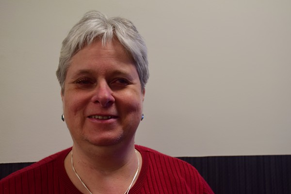 Carol Moody retired from social work because of her declining health. - KATELYN MAE PETRIN