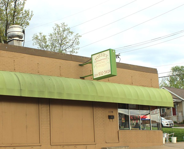Fozzie's is located in Richmond Heights. - PHOTO BY LAUREN MILFORD