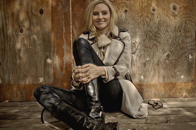 Aimee Mann - PHOTO BY SHERYL NIELDS