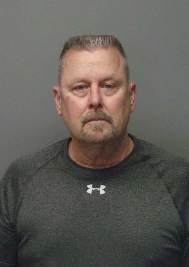 Larry Thomlinson is charged with assault. - COURTESY ST. CHARLES POLICE