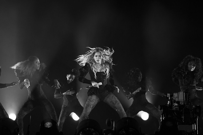 Beyonce's Formation World Tour will come to The Dome at America's Center on Saturday, September 10. - PHOTO BY MASON POOLE