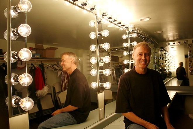 Bruce Hornsby - PHOTO BY MEGANN HOLMES