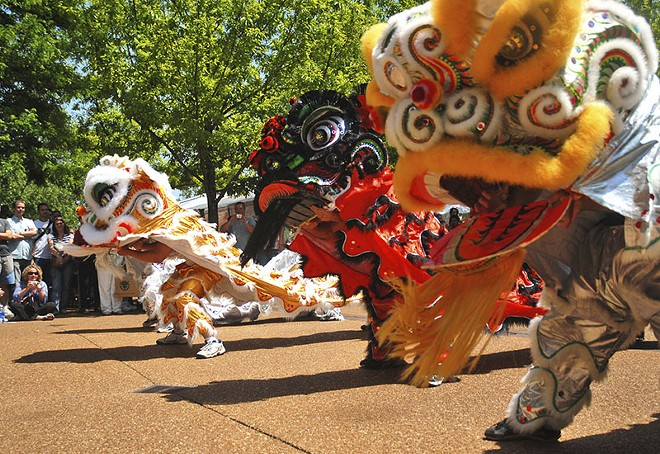 Chinese Cultural Days come to MoBOT this Saturday. - JOSH MONKEN/MOBOT