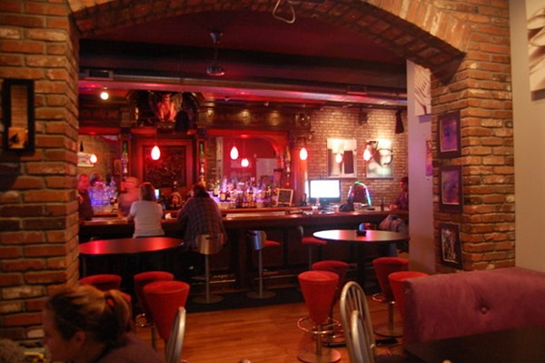 Luna Lounge was located in the heart of Bevo Mill. - RFT FILE PHOTO