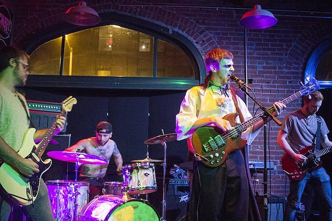 Catch Dracla (no, that's not a misspelling) at this year's RFT Music Showcase taking place in the Grove on June 18. - PHOTO BY MABEL SUEN