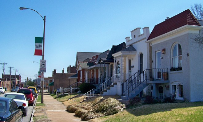 The Hill has become one of the city's hottest neighborhoods for home sales. - PHOTO COURTESY OF FLICKR/PAUL SABLEMAN