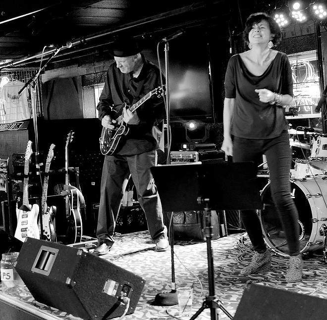 The Green McDonough Band will perform alongside more than 90 acts at this year's RFT Music Showcase this Saturday. - PHOTO COURTESY OF THE GREEN MCDONOUGH BAND