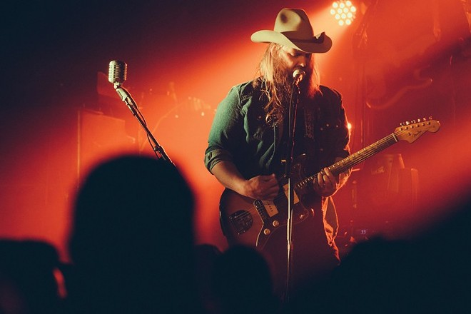 Chris Stapleton - PHOTO BY BECKY FLUKE