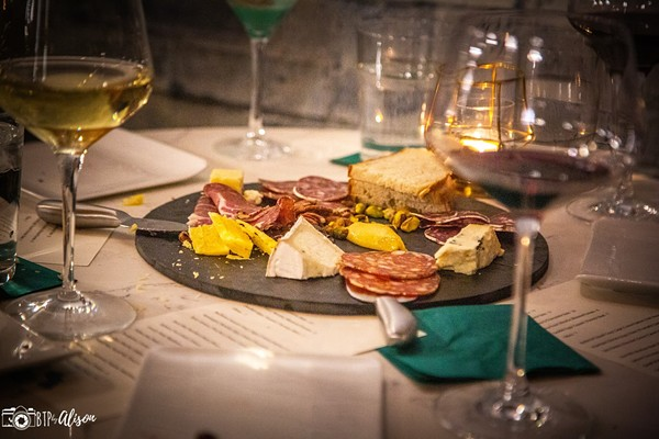 "Oaked offers ""slates"" of cheese, charcuterie or both. - BTP BY ALISON"