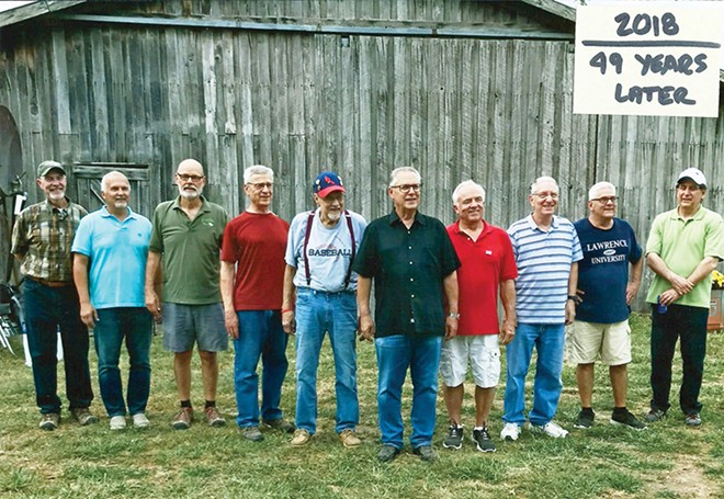 A little older, a little grayer and missing a founding member, Progress is still a band of friends. - PROVIDED BY THE BAND