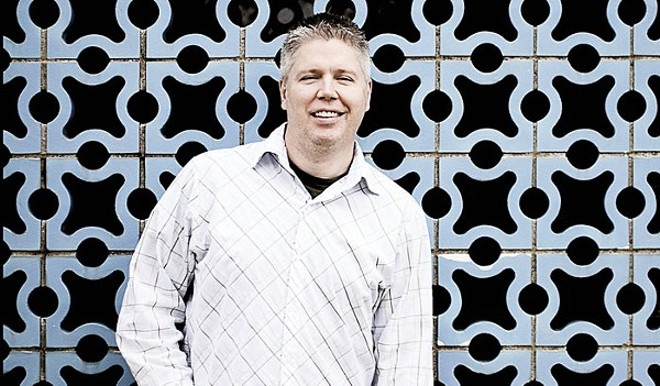 Jeff Roorda, business manager of the St. Louis Police Officers Association and chronic sufferer of foot-in-mouth disease. - PHOTO BY JENNIFER SILVERBERG