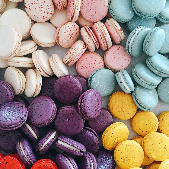 MACARONS FROM LA PATISSERIE CHOUQUETTE | PHOTO COURTESY OF LA PATISSERIE CHOUQUETTE