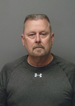 Larry Thomlison is charged with first-degree assault and armed criminal action. - VIA ST. CHARLES POLICE