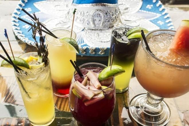 La Bamba, like El Burro Loco, plans to offer a voluminous menu of margaritas. - MABEL SUEN