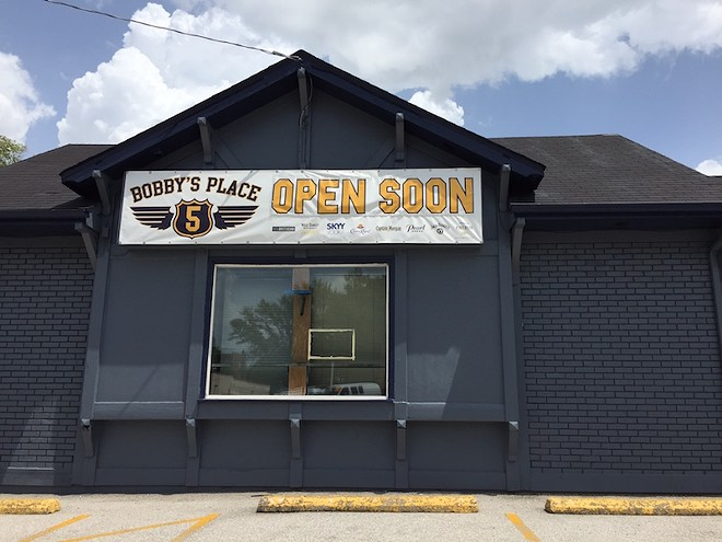 Bobby's Place is opening in the space that previously held Bruno's. - PHOTO BY SARAH FENSKE