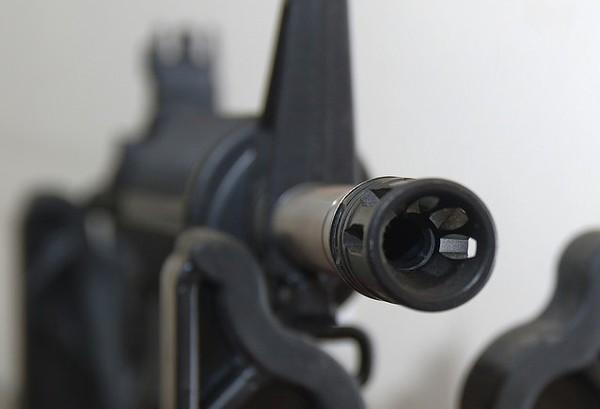In Missouri, government arm you! (Or so one legislator hopes.) - FLICKR/BRIAN BENNETT