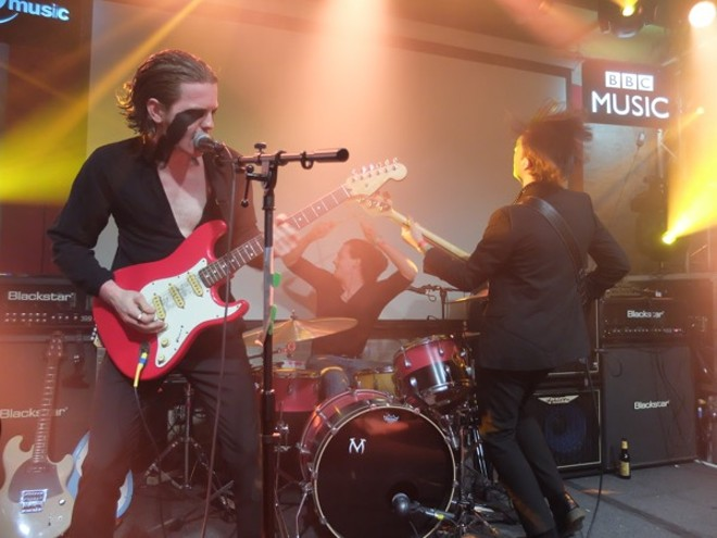 The Blinders at British Music Embassy - DANA PLONKA