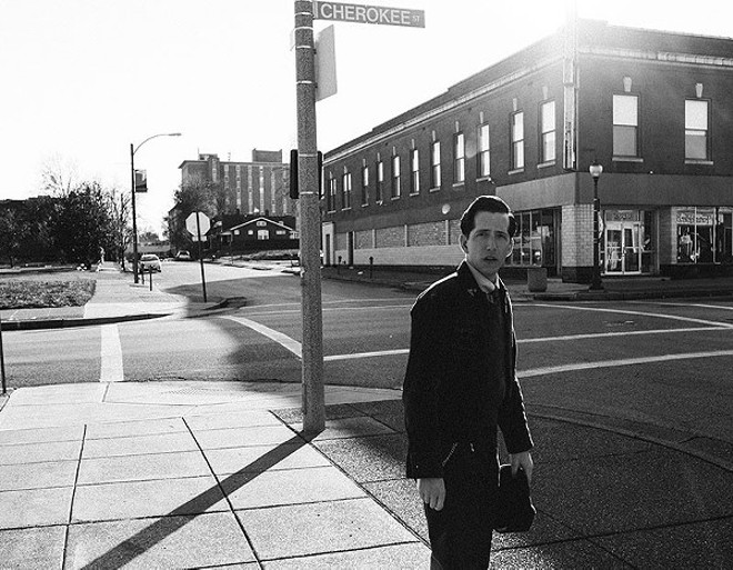 Pokey LaFarge will perform at Off Broadway on Sunday as part of this year's Open Highway Music Festival. - PHOTO BY JOSHUA BLACK WILLIAMS