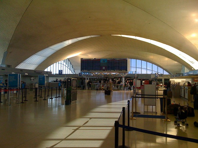 Such a gorgeous terminal deserves a sexier name, don't you think? - PHOTO COURTESY OF FLICKR/MATTHEW HURST