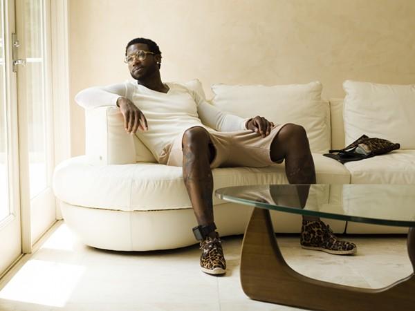 Gucci Mane will perform at the Ambassador on Saturday, December 3. - PHOTO BY JONATHON MANNION