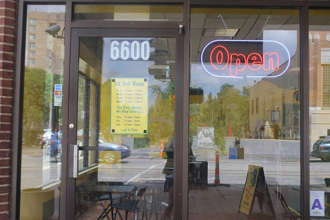 They plan to open at 11 a.m. daily — with hours stretching til 3 a.m. on Thursday, Friday and Saturday for hungry night owls. - PHOTO BY SARAH FENSKE