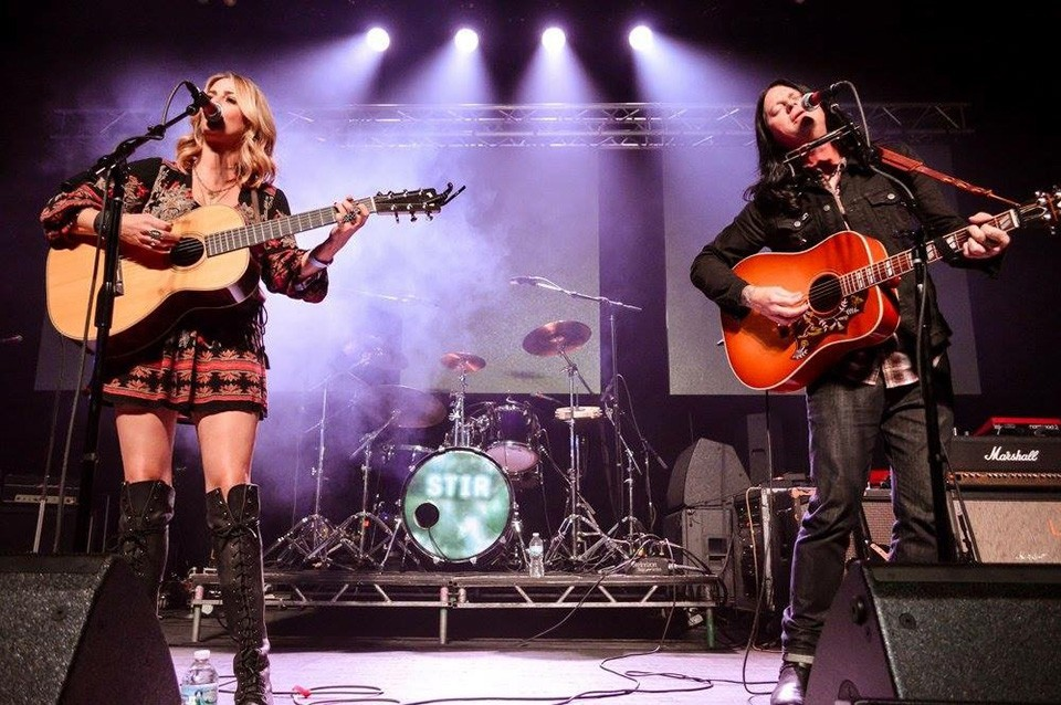 Roots-driven duo Fine to Drive will bring its blend of country, folk and blues to the Americana showcase at Off Broadway.